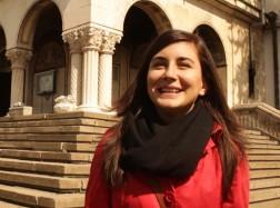 Cristina Iacobescu – Mânăstirea Cașin