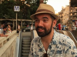 Claudiu Teohari – Piața Romană